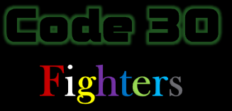 File:Code 30 Fighters Logo.png