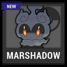 ACL -- Super Smash Bros. Switch Pokémon box - Marshadow