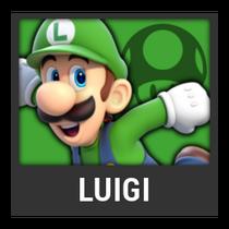 ACL -- Super Smash Bros. Switch character box - Luigi