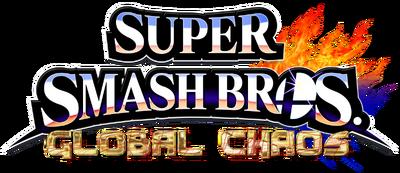 Super Smashn Bros Global Chaos Logo