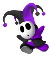 Purple Joker guy