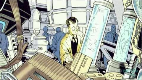 Supervillain Origins Mister Freeze-0