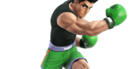 Little Mac (Super Smash Bros. Golden Eclipse)