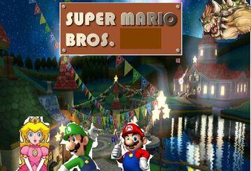 Mario Bros movie