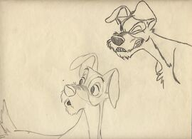 Disney Sketchbook DMKC