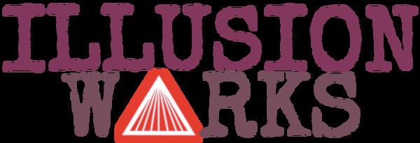 Illusion Works Logo Red