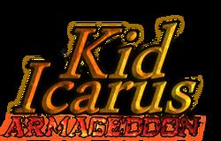 Kid Icarus Armageddon Logo Final