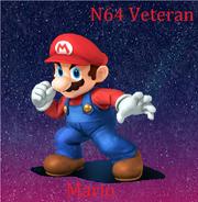 SSBC Roster Mario