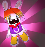 I m a rabbid by gav imp