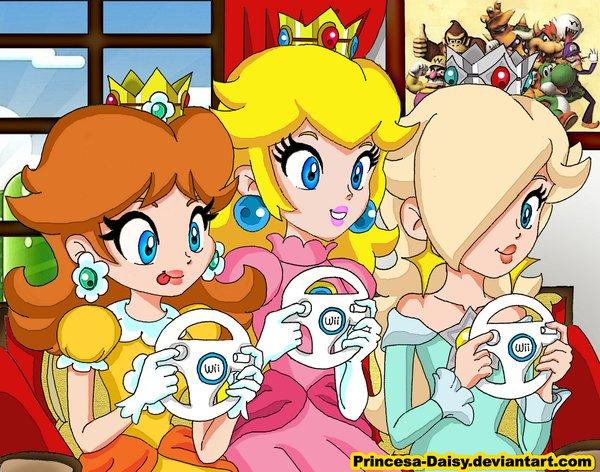 File:Peach, Daisy, Rosalina animated.jpg