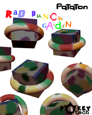 Rad punch garden