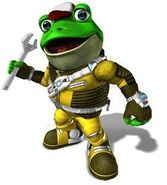 Slippy Toad Cool