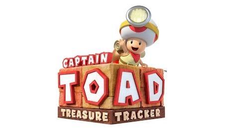 The King of Pyropuff Peak (Captain Toad Treasure Tracker)