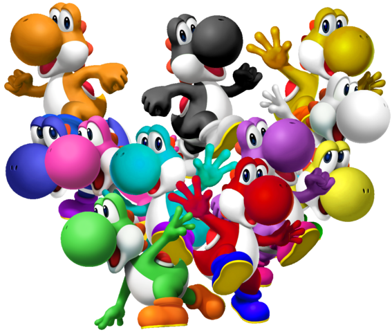 File:Yoshi Group Art YBA.png