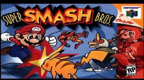 Credits (Super Smash Bros