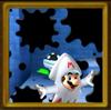 Blooper Mario returns