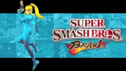Theme of Samus Aran, Space Warrior (Super Smash Bros