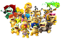 All the Koopalings