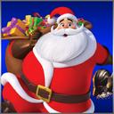 SanguineBloodShed Char Santa Claus