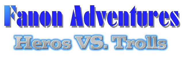 File:Fanon Adventures Heros VS Trolls Logo.png