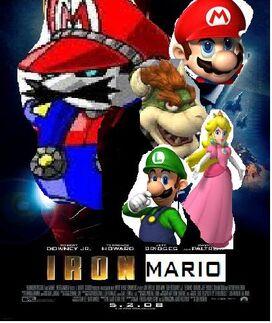 Iron Mario
