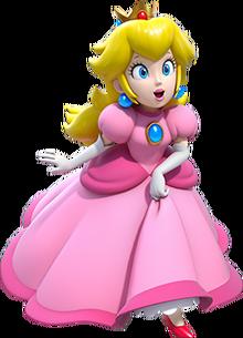 Peach (Super Mario 3D World)