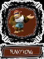 Funky Kong SSBR