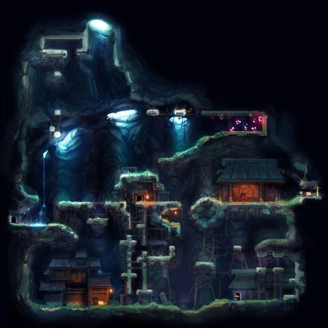 File:Mimiga Village (3D Version).jpg