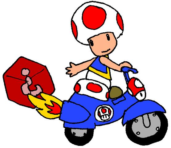 File:Toad Kart.png