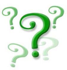 Green-question-mark