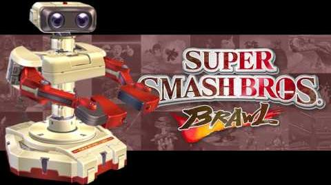 Tetris Type A (Super Smash Bros