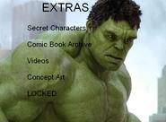 Hulk Extras