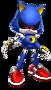 Metal Sonic 7