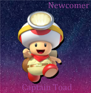 SSBC Roster Captain Toad