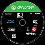 Xbox ONE disc