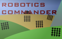 Robotics Commander Logo