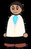 Shirt White Suit Generic