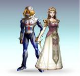Zelda & Sheik SSBTT