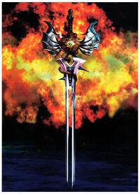 Soul Calibur Tainted