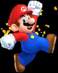 Super Mario!