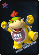 Bowser Jr. - JSSB amiibo card