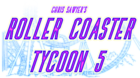 Roller Coaster Tycoon 5 Logo