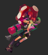 Splatoon Octoling