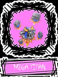 Mega Titan SSBR