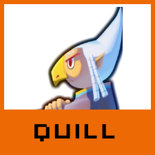 QUILL ICONE