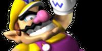 Mario versus Wario