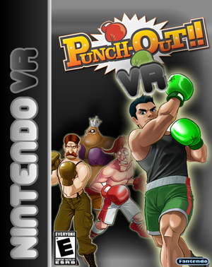 PunchOutVR Cover