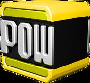 Golden POW Block - Dry Bones Kart Wii