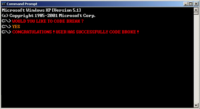 Codebreakteasr