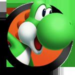File:MHWii Yoshi icon.png